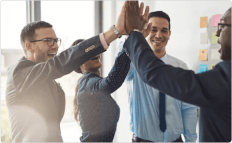 high-five-lead-to-succeed