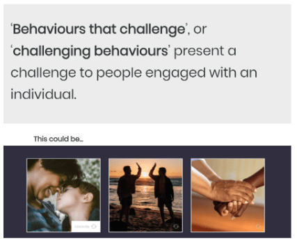 Positive Behaviour Support Course | Care Certificate eLearning Training