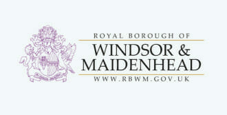 Royal Borough of Windsor & MaidenHead Logo | Grey Matter Learning Partners | Care Certificate Courses
