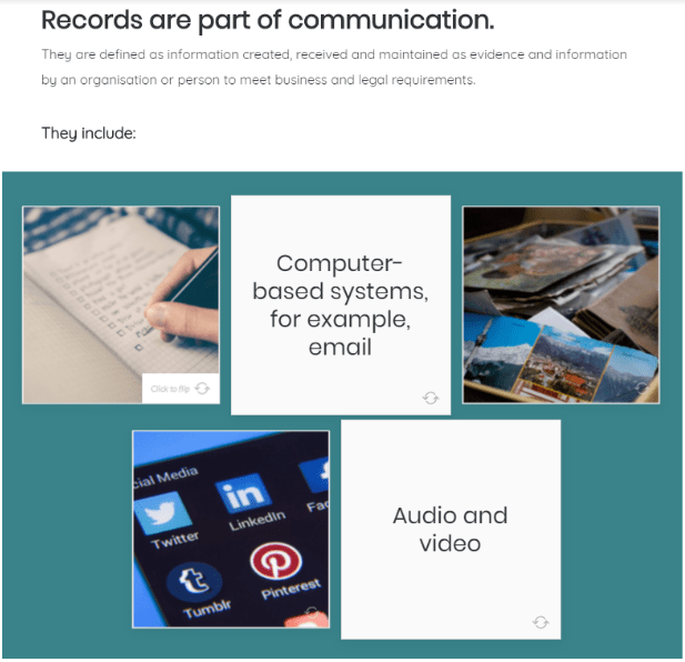 Reporting and Recording Course | Social Care eLearning Courses and Training