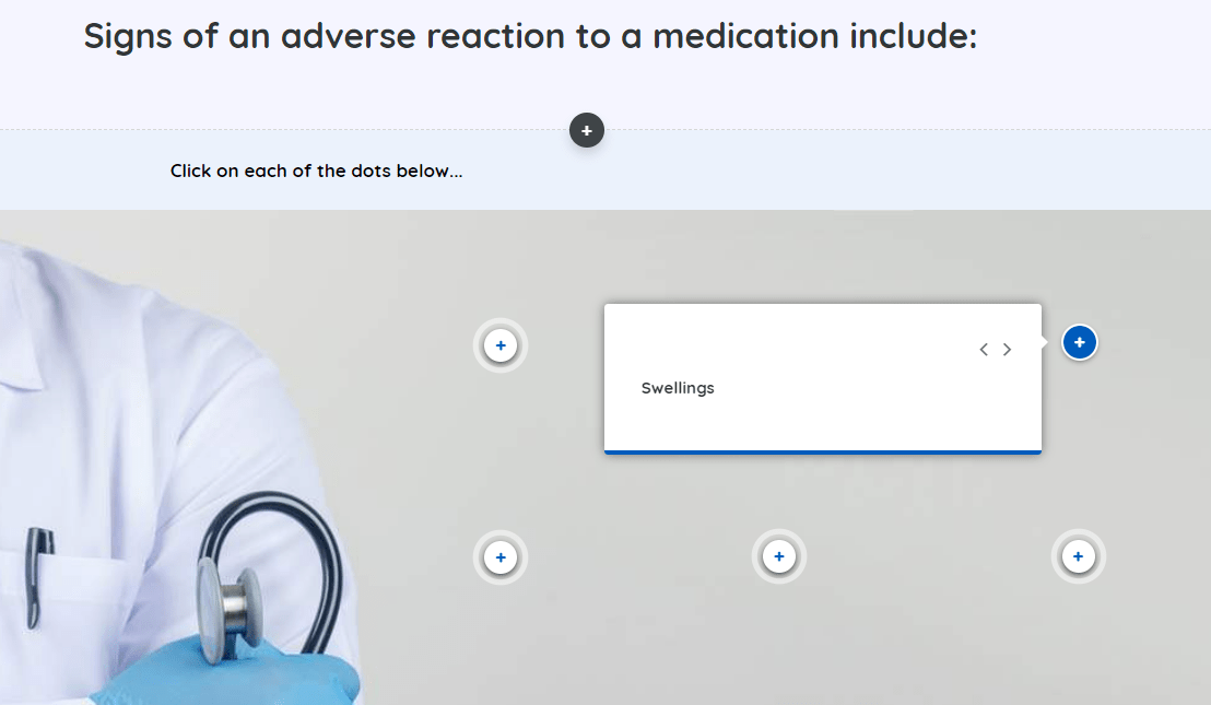 Support use of med in SC (quals) screenshot 4